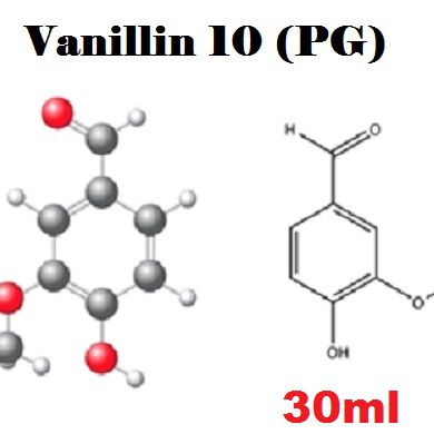 TPA Vanillin 10(PG) 30ml