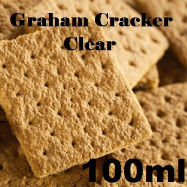 Aroma TPA Graham Cracker Clear 100ml (nº153)