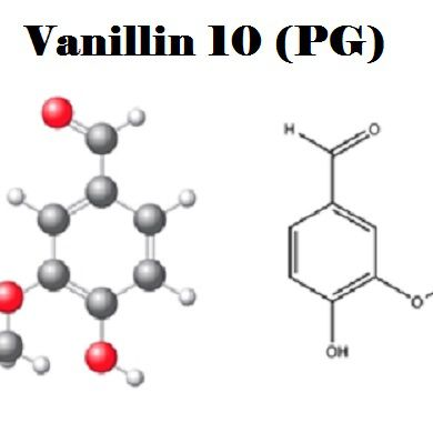 TPA Vanillin 10(PG) 10ml