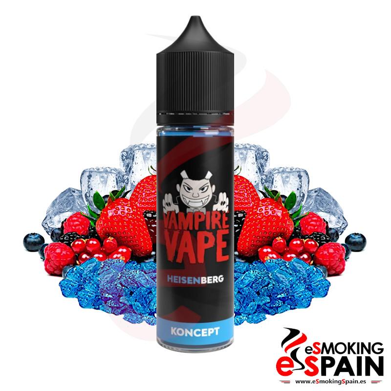 Liquid Vampire Vape Heisenberg 0mg  Koncept XIX 50ml TPD