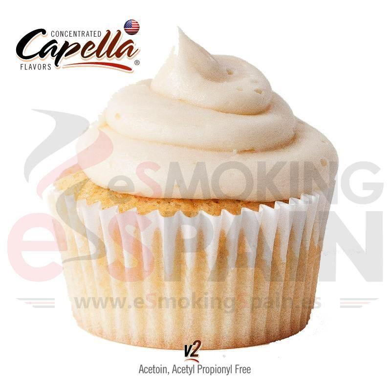Aroma Capella Vanilla Cupcake V2 10ml (nº104)