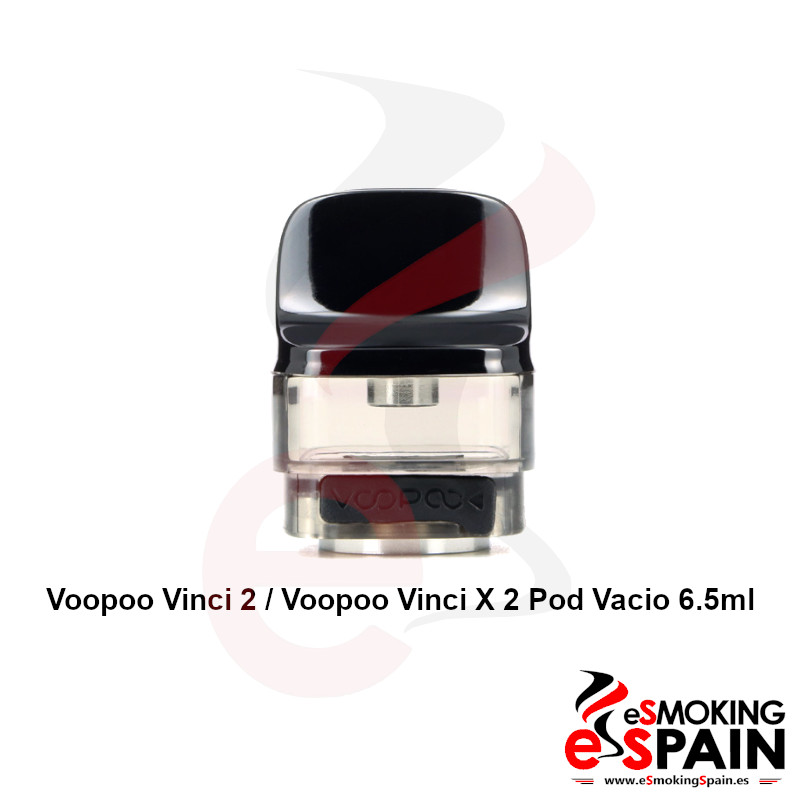 Voopoo Vinci 2 / Vinci X 2 Pod Empty 6.5ml
